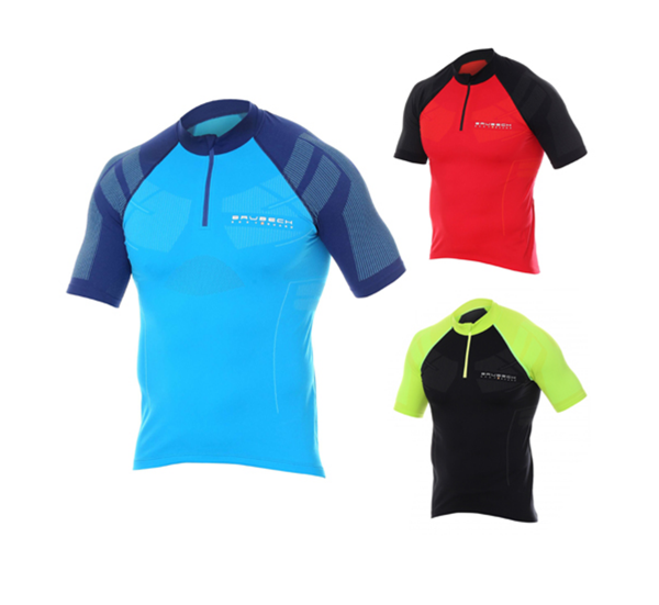BRUBECK Thermoactive Shirt Bicycle